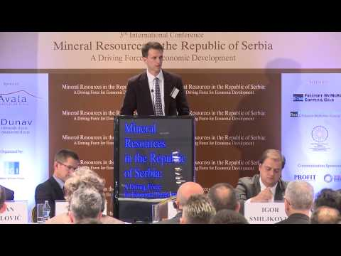 How can Mining Sector underpin Serbia's economic recovery - Richard Storrie