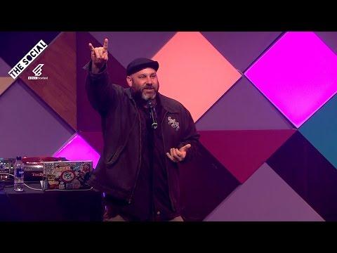 Rappers v Poets - Sage Francis