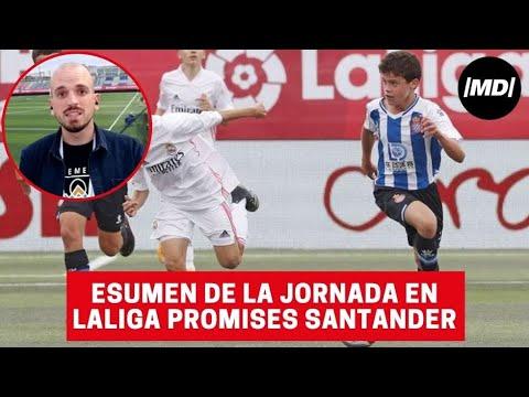 Resumen de la jornada del viernes en LaLiga Promises Santander