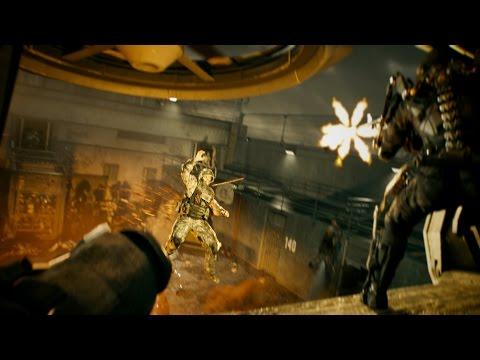 Leaked Call of Duty: Advanced Warfare trailer reveals zombies mode