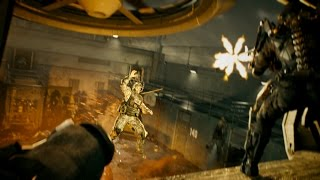 Call of Duty: Advanced Warfare: Трейлер Exo Zombies