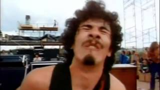 """Soul Sacrifice"" - Santana Live at Woodstock in 1969"
