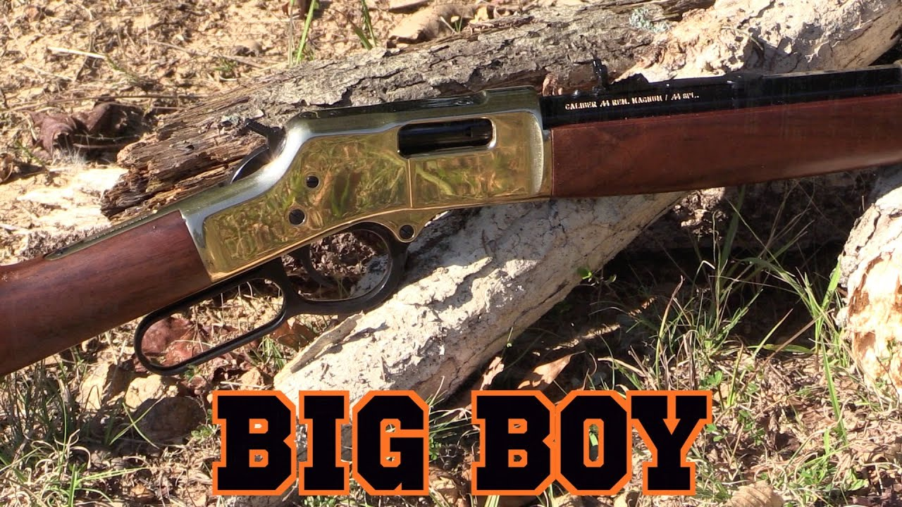 Henry Big Boy - A Modern Classic