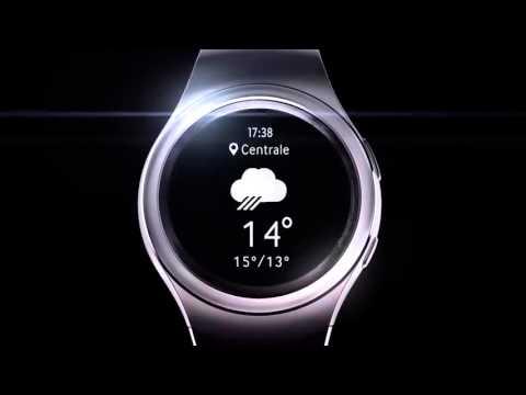 Canzone pubblicità Samsung Gear S2 smartwatch orologio