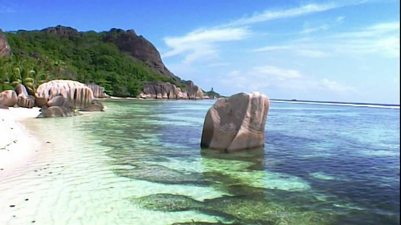 Resultado de imagen para PlayaAnse Source d'Argent, isla La Digue en Islas Seychelles