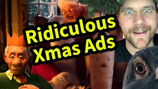 Christmas Ad Review | Comedy React | SmileyDaveUk
