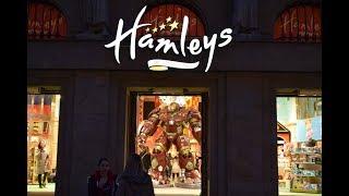 Wizyta w Hamleys. Praga. / Visit in Hamleys. Prague.