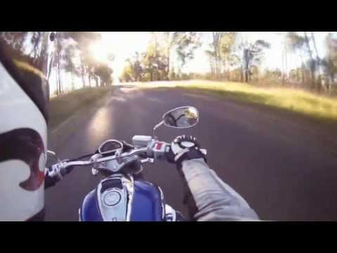 Test Ride and Review of Suzuki Boulevard M50