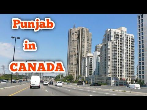 BRAMPTON City Tour | Mini Punjab in Canada