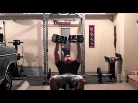 Dave Draper Chest/Back Workout
