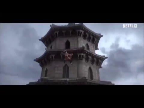 Trailer do filme O Tigre e o Dragão