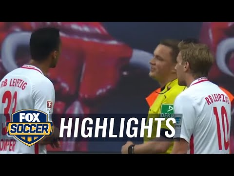 RB Leipzig vs. Bayern Munich | 2016-17 Bundesliga Highlights