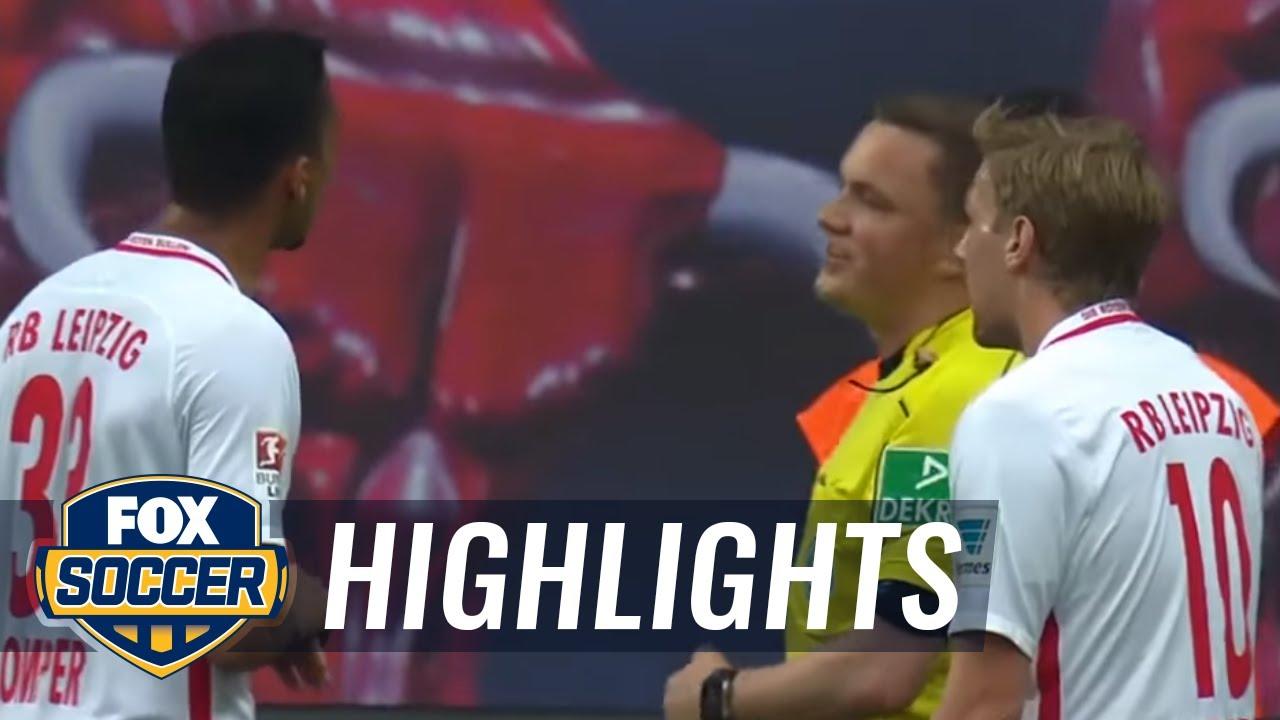 RB Leipzig vs. Bayern Munich   2016-17 Bundesliga Highlights
