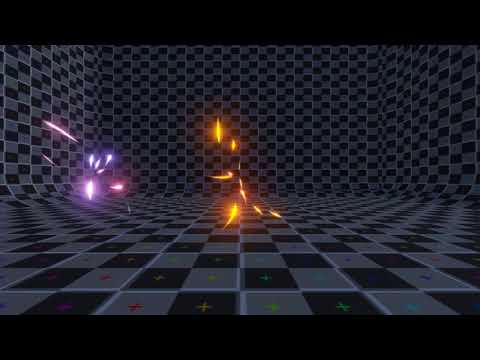 [Unity] Effect Tech Demo - Particle Vertex Streams