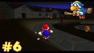 La Villa Embrujada de Kamek!! - Jugando Super Mario 64 Last Impact con Pepe (#6)