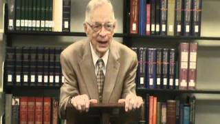 The Jack P. Lewis Lectures: The Academic Autobiography of Dr. Jack P. Lewis