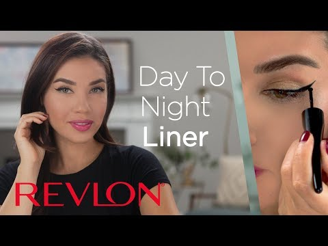 Enhanced Liner From Day to Night with Eman and the Revlon ColorStay Exactify™ Liquid Liner | Revlon