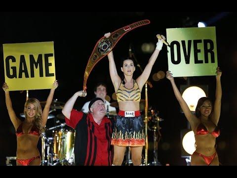 Katy Perry - ROAR live @ MTV VMAs 2013 HD