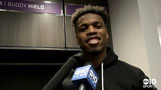 Buddy Hield leads Sacramento Kings in scoring in 94-93 win over OKC Thunder