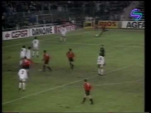 Real Madrid - Osasuna   0-4   Liga 1990-1991