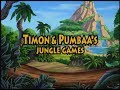 Timon & Pumbaa's Jungle Games: Full Gameplay/Walkthrough (Longplay)