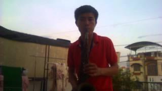 Saxophone Cầu Cho Cha Mẹ 1 phiên bản lỗi