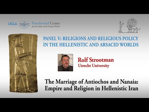 Thumbnail of The Marriage of Antiochos and Nanaia: Empire and Religion in Hellenistic Iran video
