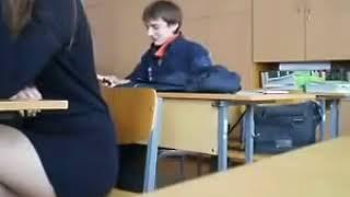 Прикол в школе на уроке   Смешное видео   Funny moments