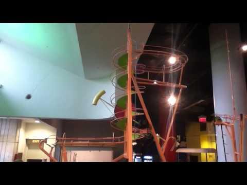 Ontario Science Centre part 4: coolest machine ever! Cubs s