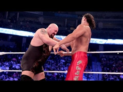 The Great Khali vs. Big Show: SmackDown, July 13, 2012
