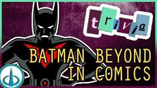 [BATMAN] ÜBER die Cartoon - Original DCAU Zeichen | Trivia dienstags