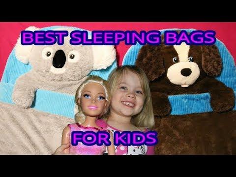 best website b67b1 bda83 Hugfun Slumber bag review - best kids sleeping bags