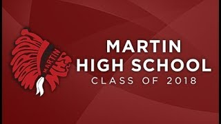 2018 Martin High School Graduation