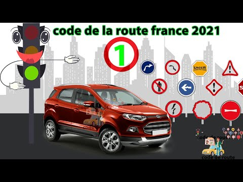 code de la route france 2017 hd serie 01 hd youtube. Black Bedroom Furniture Sets. Home Design Ideas