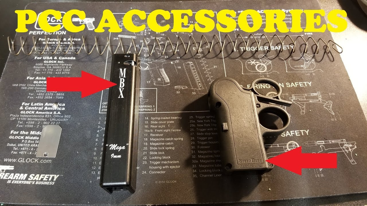 Range Gear 004 - PCC Accessories