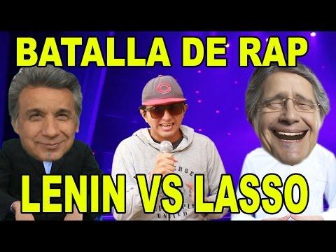 BATALLA DE RAP  LENIN VS LASSO  KREIZIVOY