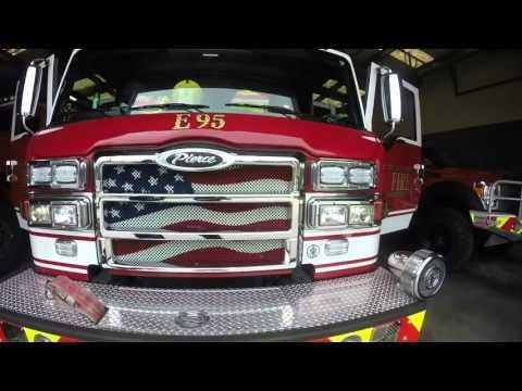Nueces County ESD #2 Flour Bluff Fire