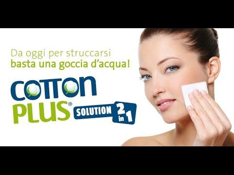 Cotton Plus 2 in 1!! MAI PIU' SENZA!