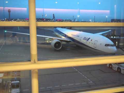2015/06/23 全日本空輸 867便 / All Nippon Airways 867