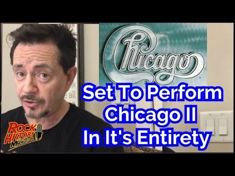 Chicago Set To Perform Classic Album Chicago II In It's Entirety For 2018 Tour