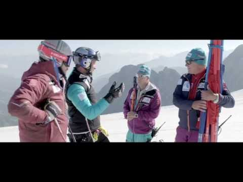 The Physics of Ski Racing with Aksel and Kjetil