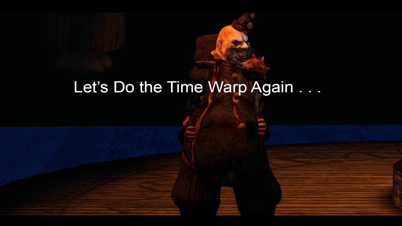 LetS Do The Timewarp Again
