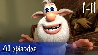 Booba - Compilation oḟ All 11 episodes + Bonus - Cartoon for kids