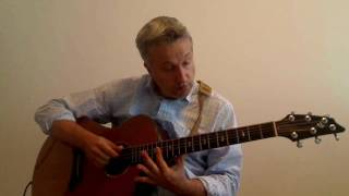 george glad - a word to you - original song - fingerstyle - dgdgad