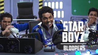 BLOOPERS/GAG REEL - STAR BOYZ #LaughterGames
