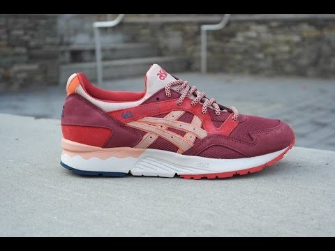separation shoes 93756 826f7 Volcano Gel Lyte V (5) Detailed Review