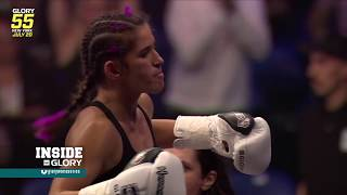 GLORY 55: Americans Feature