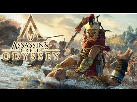 ASSASSIN'S CREED ODYSSEY LIVE 😈 THE BEST AC GAME SO FAR...ASSASSINS CREED ODYSSEY HONEST REVIEW thumbnail