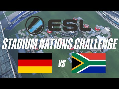 ESL Stadium Nations Challenge | Germany vs South Africa | Groupstage