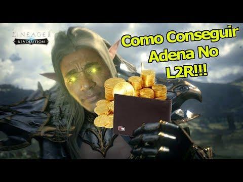 Lineage 2 Revolution: Como Conseguir ADENA!!! Dinheiro do L2R - Omega Play